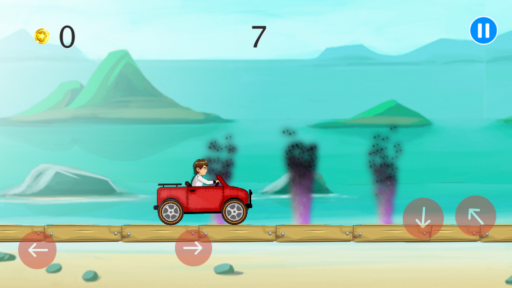 Ben Car Hill Climb screenshot 2