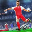 Champion du tournoi de soccer mondial de grève