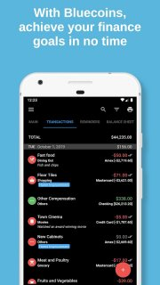 Bluecoins Finance: Budget, Money & Expense Manager screenshot 7