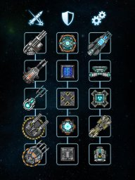 Space Arena: Build & Fight screenshot 1