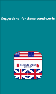 English Dictionary screenshot 6