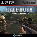 Call Of Duty : Roads To Victory PSP