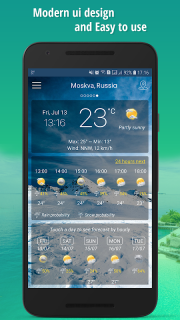 Weather screenshot 9