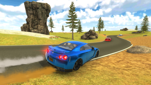 GT-R R35 Drift Simulator screenshot 7