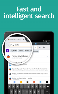 Firefox Browser fast & private screenshot 18