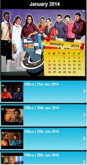 Office vijay tv serial download