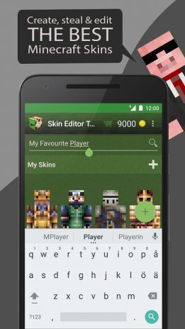 minecraft 4d skin editor apk