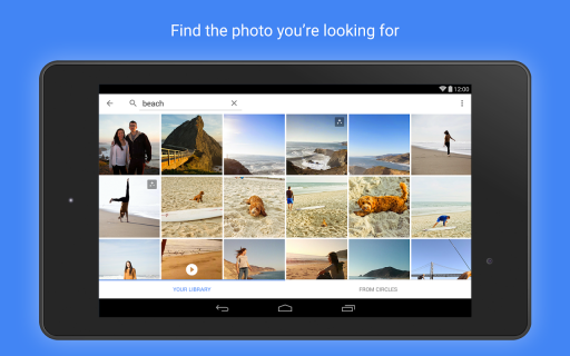 Google  screenshot 10