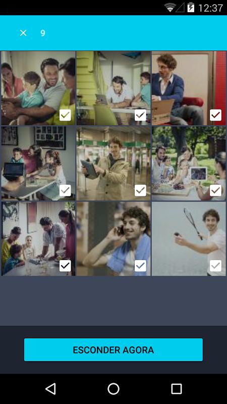 AVG Antivírus Gratuito – Proteção para Android screenshot 2
