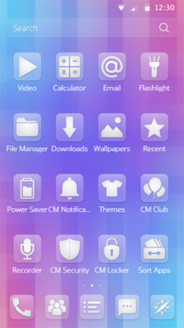 Transparent Glass Theme 112 Download Apk For Android Aptoide