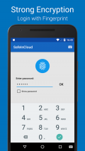 Password Manager SafeInCloud Screenshot