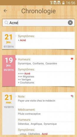 Calendrier Pour Les Regles.Suivi Des Regles Ovulation Calendrier Des Regles 1 661 201