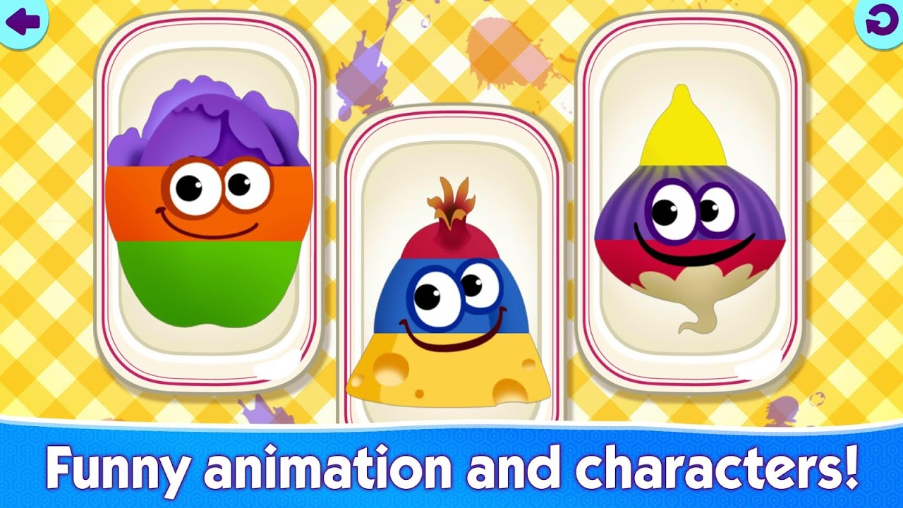 Baby Learning Games for Kids! Games for Toddlers screenshot 1