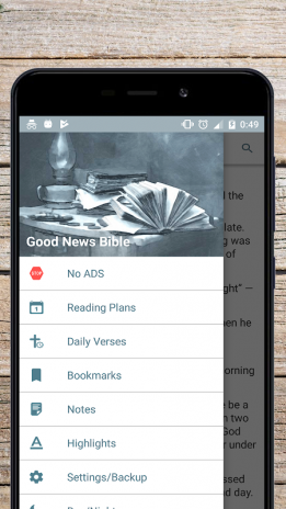 Good News Bible, audio free version 1 1 0 Download APK for
