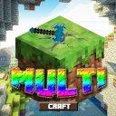 MultiCraft mini Block Sky World Building