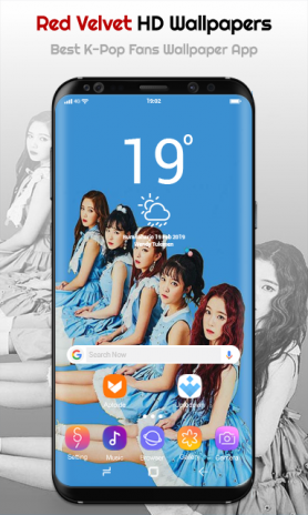 Red Velvet Kpop Wallpapers 10 Unduh Apk Untuk Android Aptoide