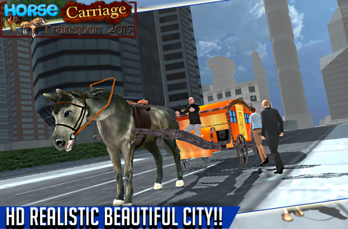 horse carriage transport 2017 1 1 1 Download APK for Android