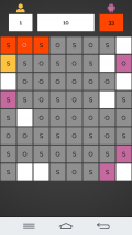 SOS Game Screenshot