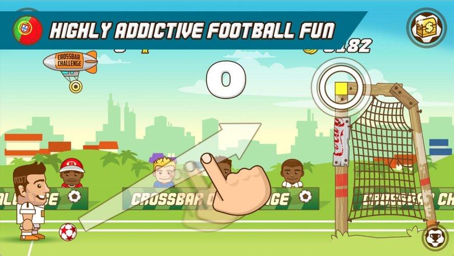 Super Crossbar Challenge screenshot 1