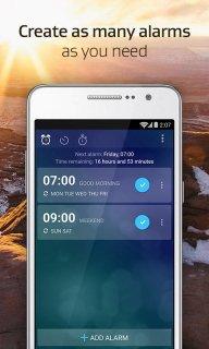 Alarm Clock Xtreme Free +Timer screenshot 4