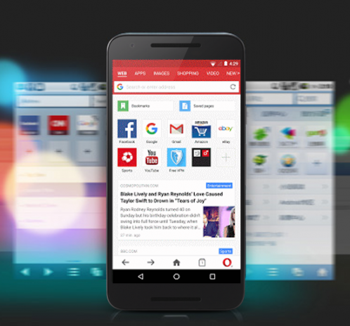 Fast Opera Mini Browser Tip 1 0 Download APK for Android