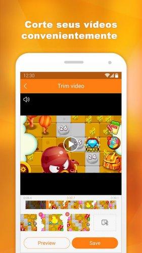 DU Recorder - Gravador de Tela & Editor de Vídeo screenshot 6