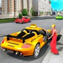 City Taxi Driving Simulator - Free Taxi Games 2021