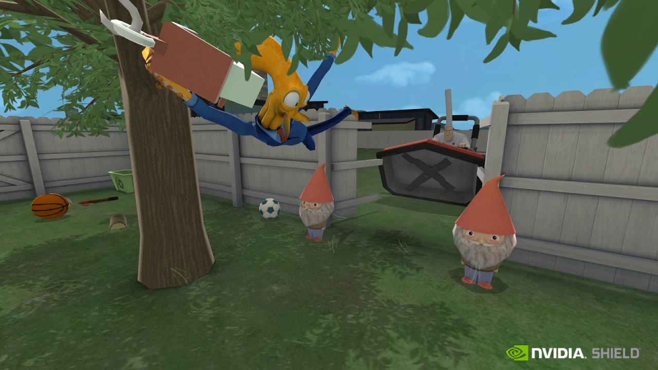 Octodad: Dadliest Catch screenshot 6