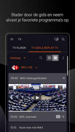 Ziggo GO screenshot 3