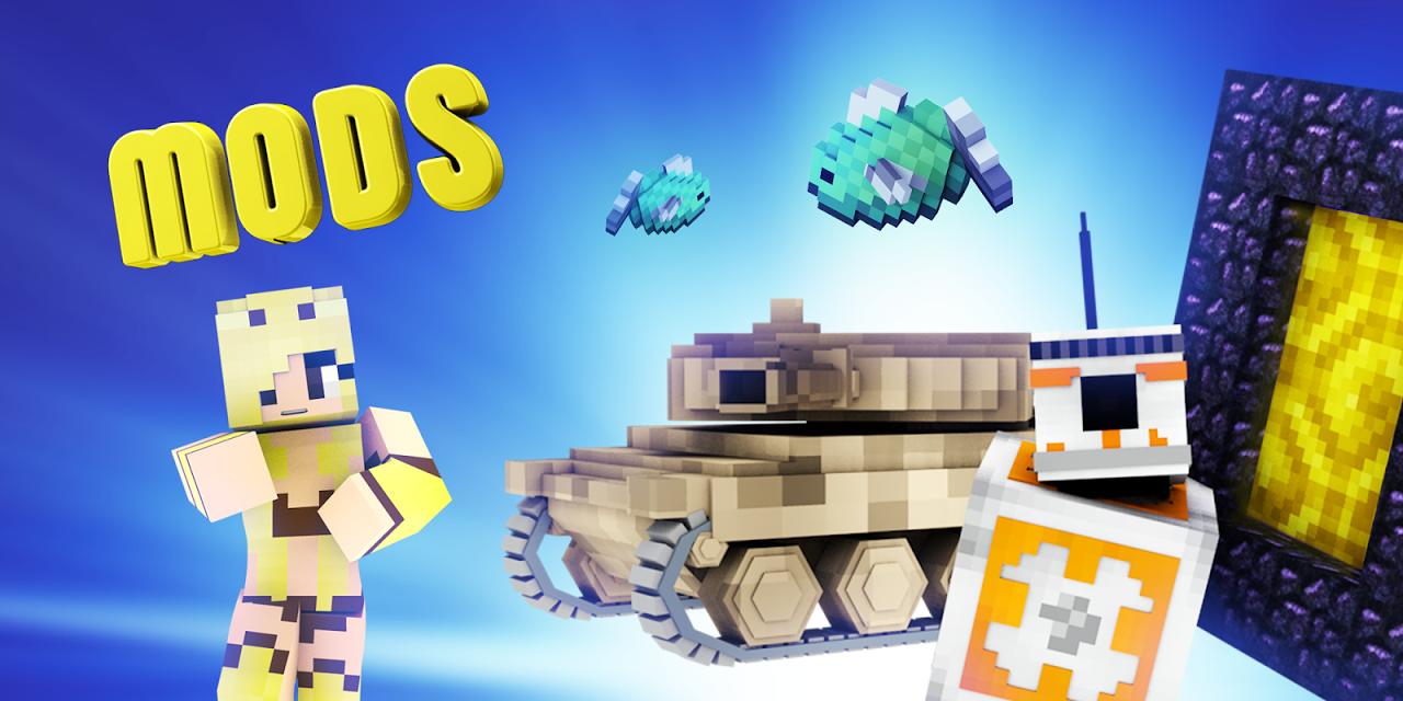 Mods-Meste for Minecraft PE screenshot 2