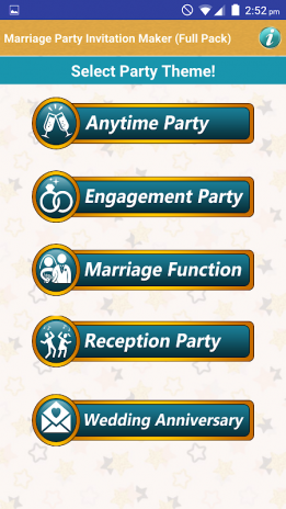 Make Marriage Invitation Cards 1 4 Download Apk For Android