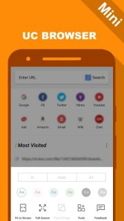 UC Mini - UC Browser New Guide 1 1 Download APK for Android - Aptoide