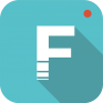 filmorago free video editor icon