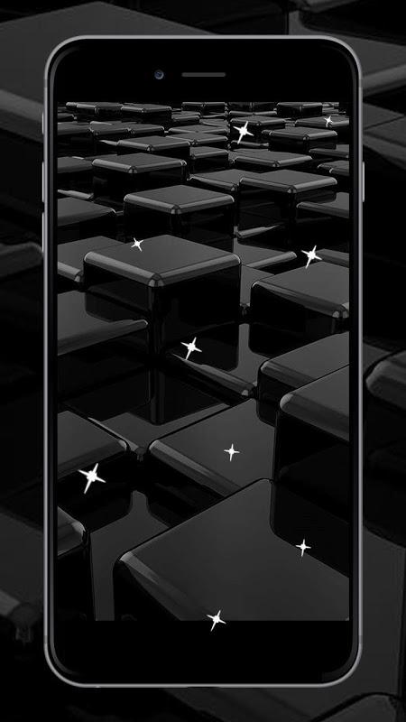 Shiny Hitam Live Wallpaper 1.1.3 Unduh APK untuk Android