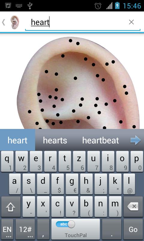 AcuMap EAR screenshot 1