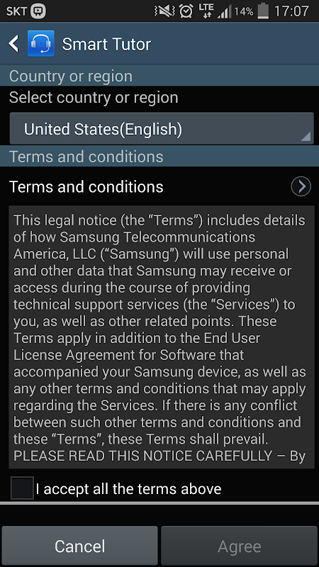 Smart Tutor for SAMSUNG Mobile screenshot 2