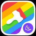 Rainbow OS Theme