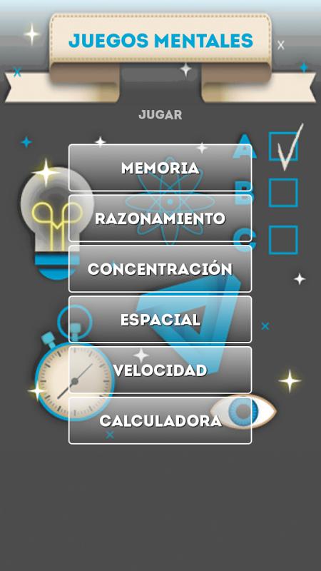Jogos Mentais screenshot 2