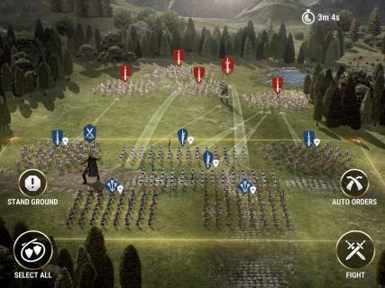 Dawn of Titans screenshot 7