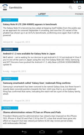 SamMobile Premium 2 1 3 Download APK for Android - Aptoide