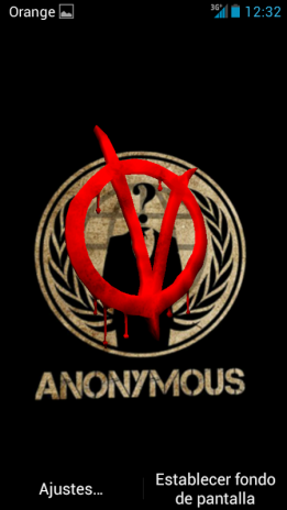 Anonymous Live Wallpaper For Android Adsleaf Com
