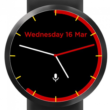 Voice Now Watch Face 1 2 4 Download APK for Android - Aptoide