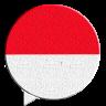 Indonesia Messenger Ikon