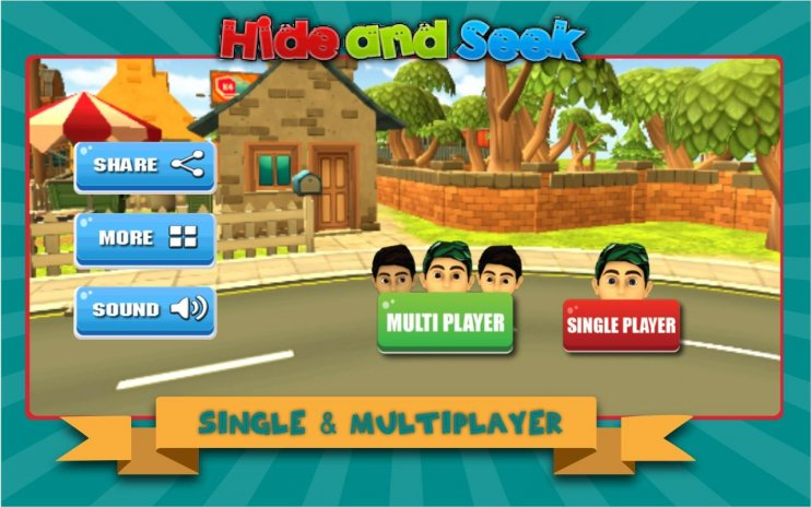 Multiplayer game: Hide and Seek game 1 3 Download APK for Android