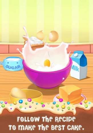 Cake Master Cooking - Food Design Baking Games 1 3 1