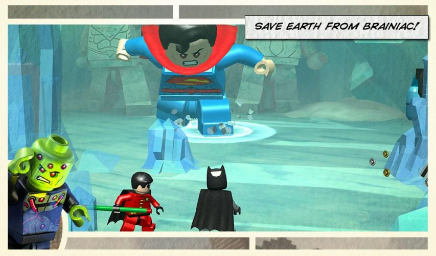 LEGO ® Batman: Beyond Gotham screenshot 16