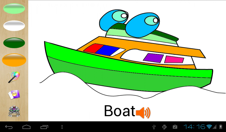 Car Coloring Page | Kids Games Central | 500x853