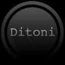 Ditoni Black - Icon Pack