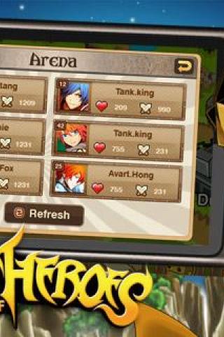 Duty of Heroes screenshot 5