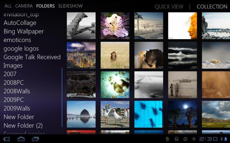 Windows 8 Gallery Honeycomb 10 Descargar Apk Para Android
